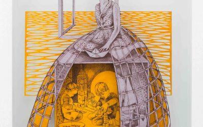 Mila Furstova – Between Two Worlds