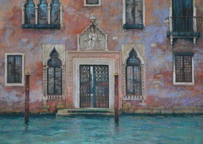 A Venetian Facade, Michael Norman