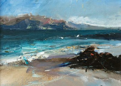 A perfect day, Iona. Kim Jarvis