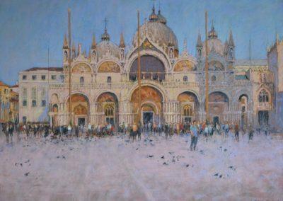 Basilica San Marco, Michael Norman