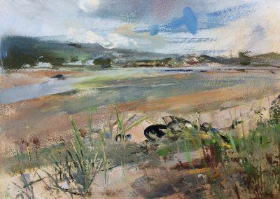 Ebb-tide Loch Caolisport, Argyll. Kim Jarvis