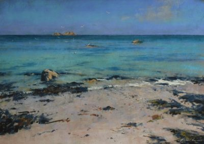 Great Bay, St Martins,Michael Norman