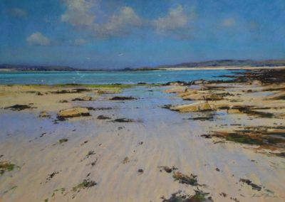 Lawrences Bay, St Martins. Michael Norman