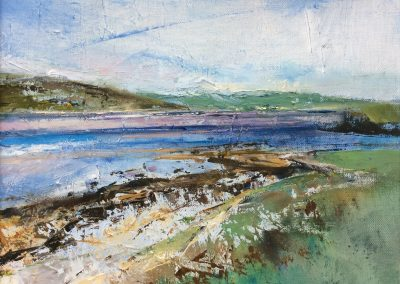 The Kyle of Durness. Kim Jarvis