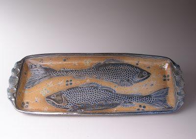 Toff Milway, Salmon Platter