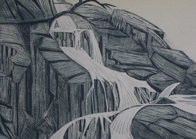 Waterfall Beth Jenkins