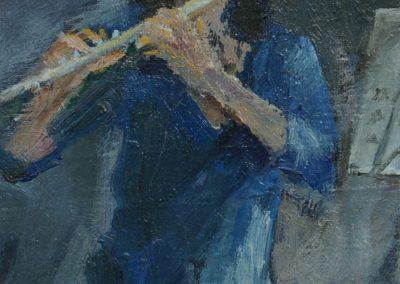 Flautist II