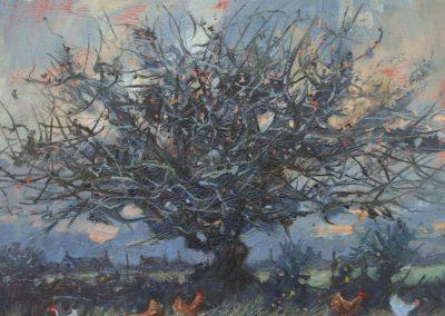 Winter Blackthorn