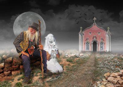 Pilgrimage - Colin Harrison