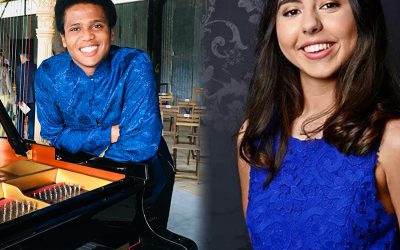Young Musicians | Adam Heron and Aida Lahiou